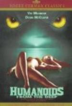 Humanoids From The Deep (1980) afişi