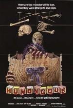 Humongous (1982) afişi