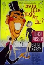 Hvis Lille Pige Er Du? (1963) afişi