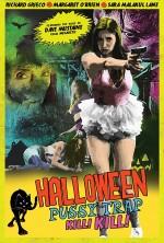 Halloween Pussy Trap Kill Kill (2017) afişi