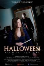 Halloween: The Night Evil Died (2017) afişi