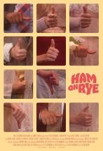 Ham on Rye (2019) afişi