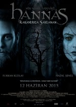 Hannas: Karanlıkta Saklanan (2015) afişi