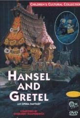 Hansel ve Gretel (1954) afişi
