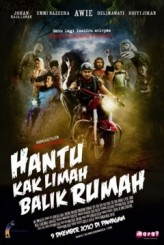 Hantu Kak Limah Balik Rumah (2010) afişi