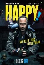 Happy! (2017) afişi