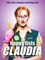 Happy Fists Claudia (2014) afişi