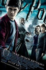 Harry Potter ve Melez Prens (2009) afişi