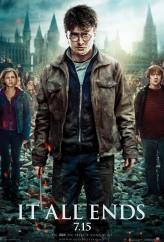 Harry Potter ve Ölüm Yadigarları: Bölüm 2 (2011) afişi