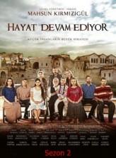 Hayat Devam Ediyor Sezon 2 (2012) afişi