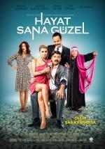 Hayat Sana Güzel (2013) afişi