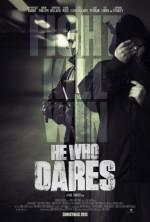 He Who Dares (2014) afişi