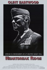 Heartbreak Ridge (1986) afişi