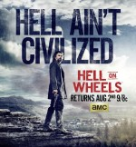 Hell on Wheels Sezon 5
