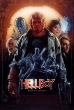 Hellboy (2004) afişi