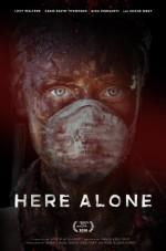 Here Alone (2016) afişi