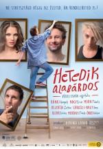 Hetedik alabárdos (2017) afişi