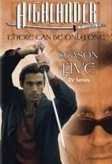 Highlander (1996) afişi