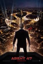Hitman: Ajan 47 (2015) afişi