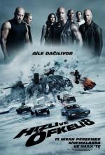 Hızlı ve Öfkeli 8 (2017) afişi