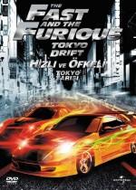 Hızlı ve Öfkeli: Tokyo Yarışı (2006) afişi