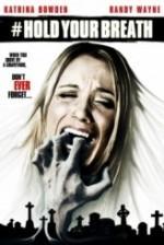 Hold Your Breath (2012) afişi