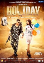 Holiday (2014) afişi