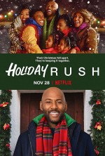 Holiday Rush (2019) afişi
