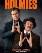 Holmes and Watson (2018) afişi