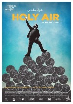 Holy Air (2017) afişi