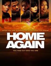Home Again (2012) afişi