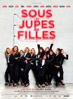 Fransız Kadınları (2014) afişi