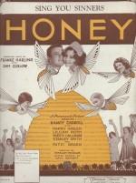 Honey (1930) afişi
