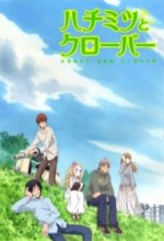 Honey and Clover (2005) afişi