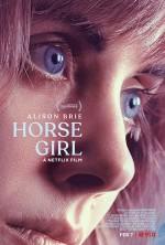 Horse Girl (2020) afişi