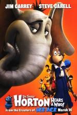 Horton Kimi Duyuyor? (2008) afişi