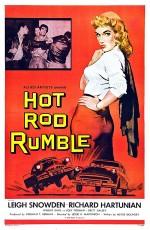 Hot Rod Rumble (1957) afişi