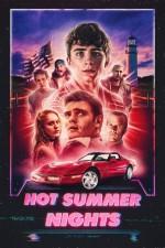 Hot Summer Nights (2017) afişi
