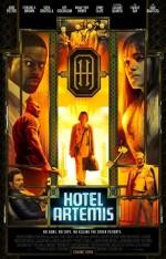 Hotel Artemis (2018) afişi