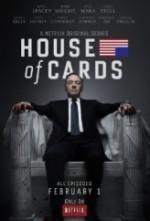 House Of Cards (2013) afişi