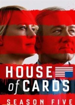 House Of Cards Sezon 5 (2017) afişi