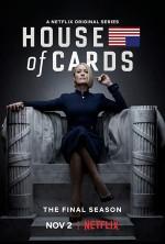 House of Cards Sezon 6 (2018) afişi