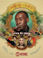 House of Lies Sezon 3 (2014) afişi