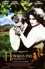 Howards End (1992) afişi