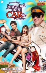 Hum Hai Raahi Car Ke (2013) afişi
