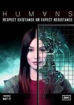 Humans Sezon 3 (2018) afişi