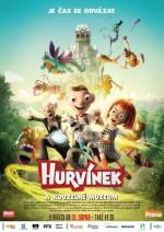 Hurvínek a kouzelné muzeum (2017) afişi