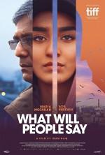 Hva vil folk si (2017) afişi