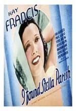 I Found Stella Parish (1935) afişi