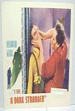 I See A Dark Stranger (1946) afişi
